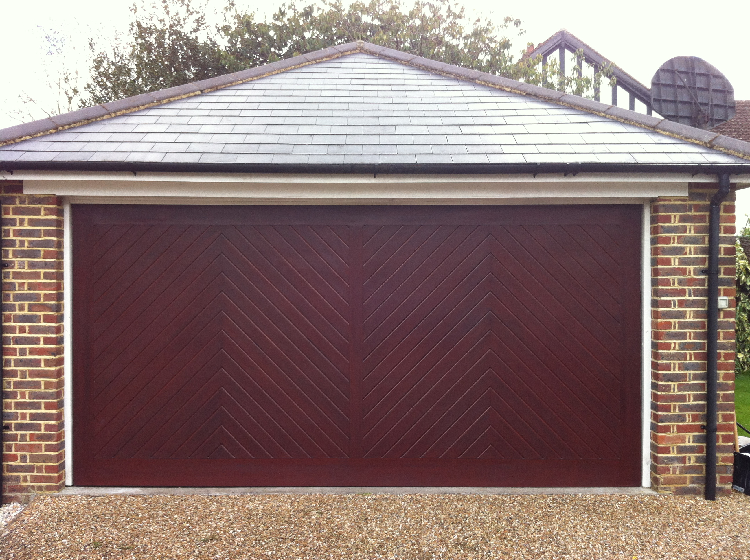 GRP-Fibreglass Garage Door & GRP-Fibreglass Garage Door - KENT AND SUSSEX GARAGE DOORS