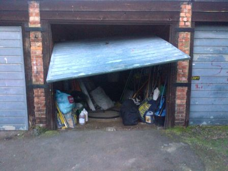 Up And Over Garage Door Repairs Brighton East Sussex